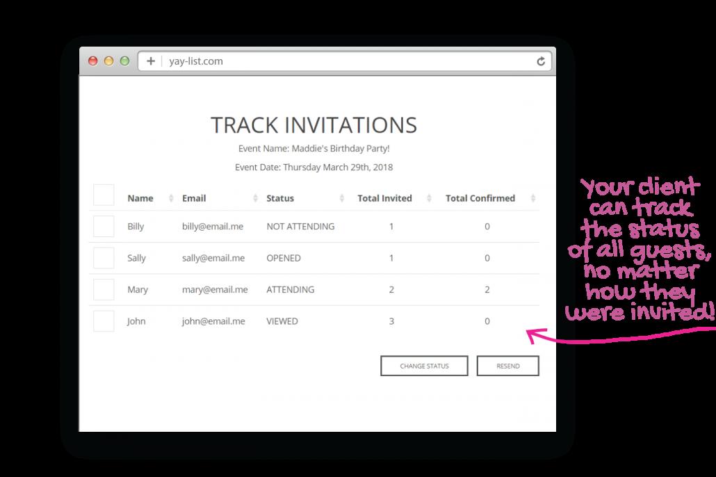 Track Event